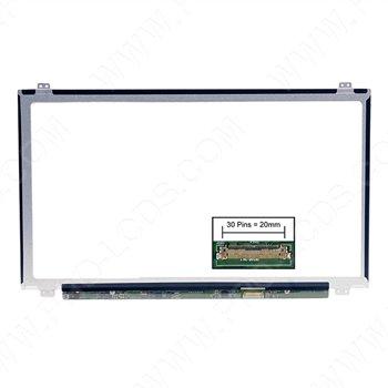 Dalle écran LCD LED pour iBM Lenovo B50-50 80S2 Série 15.6 1366x768 Brillante