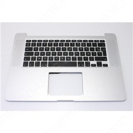 Coque Clavier AZERTY pour Apple Macbook Pro A1398 Rétina 15.4 2013/2014
