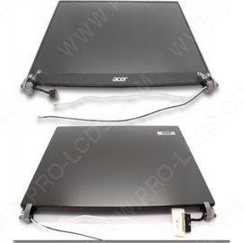 Complete LED screen for laptop ACER TRAVELMATE TIMELINE X 8481 14.0 1366X768