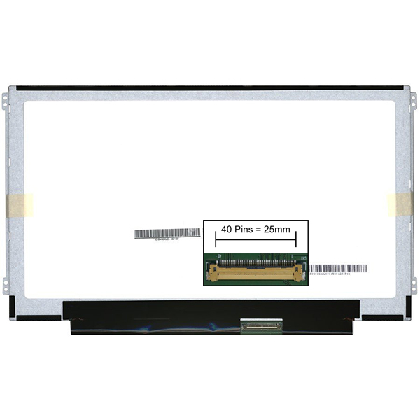 Lcd Led Screen Replacement Type Chimei Innolux N116b6 L04 Rev C2 11 6 1366x768