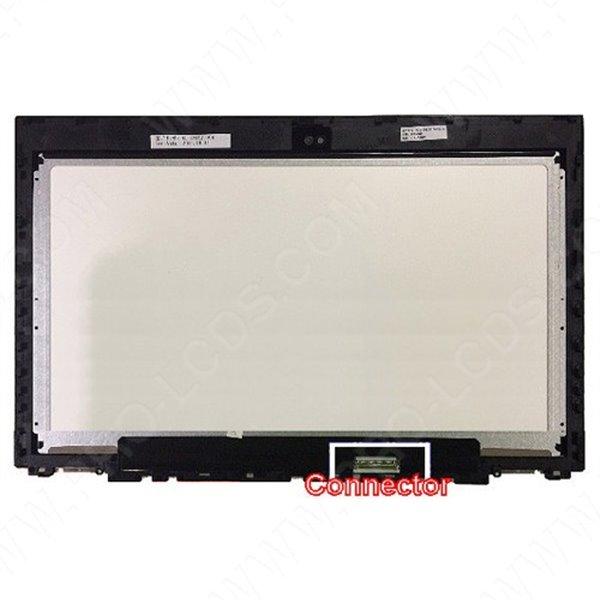 ecran lcd vitre tactile pour ordinateur portable ibm lenovo thinkpad carbon x1 13 3 1366x768. Black Bedroom Furniture Sets. Home Design Ideas