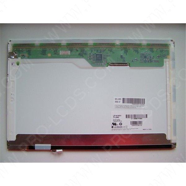 Ecran Dalle LCD pour NEO NEC VERSA E6311 F2409DRC 14.1 1280X800
