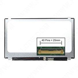 Dalle écran LCD LED Tactile type Samsung LTN156AT40-D02 15.6 1366x768