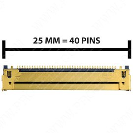 Dalle LCD QUANTA QD14WL01 14.0 1280X800