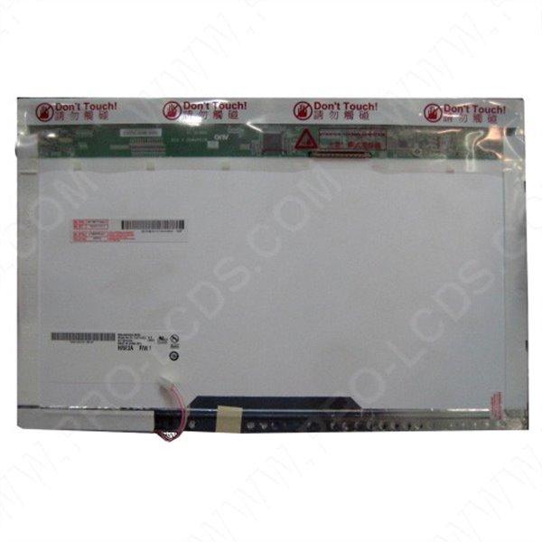 LCD screen replacement SHARP LQ154M1LW02 15.4 1920X1200