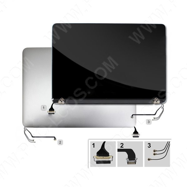Complete LCD Screen for Apple Macbook Pro 15 661-8310