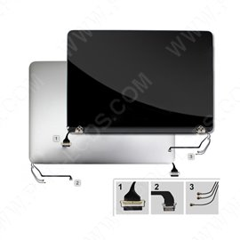 Complete LCD Screen for Apple Macbook Pro 15 MJLU2LL/A