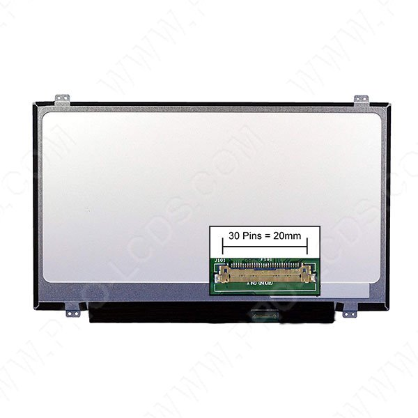 N140BGA-EA3 REV.C1 New Replacement LCD Screen for Laptop LED HD Matte