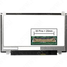 Dalle écran LCD LED type Chimei Innolux N116BGE-E42 11.6 1366x768