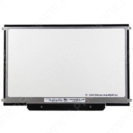 LCD LED screen replacement type Samsung LTN133AT09-W01 13.3 1280x800