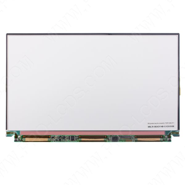 LCD screen replacement TOSHIBA LTD111EXDA 11.1 1366X768