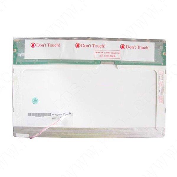 LCD screen replacement TOSHIBA LTD121EXEV HW2 12.1 1280X800