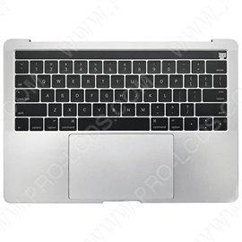 Clavier AZERTY Complet pour Apple Macbook Pro 13 A1706 Touch Bar