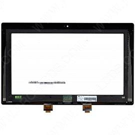 Ecran LCD + vitre tactile LED POUR MICROSOFT SURFACE RT LTL106AL01-001