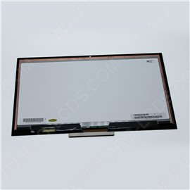 Touchscreen assembly for laptop SONY VAIO SVP1321V9E 13.3
