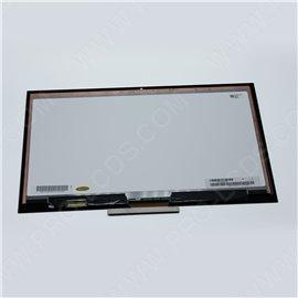 Ecran LCD + Vitre Tactile pour SONY VAIO SVP1321W9E 13.3