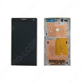 Genuine Sony LT26i Xperia S White LCD Screen & Digitizer - 1257-2742