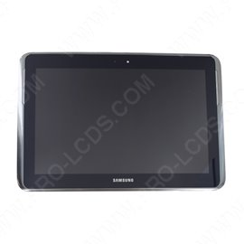 "Genuine Samsung Galaxy Note 10.1"" N8010 Deep Grey LCD Screen with Digitizer - GH97-13919A"