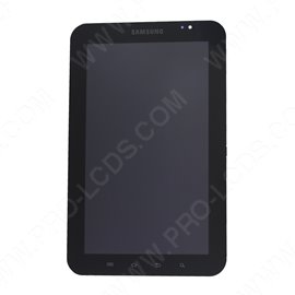 "Genuine Samsung Galaxy Tab 7"" P1000 Black LCD Screen & Digitizer - GH97-11527A"