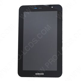 Genuine Samsung Galaxy Tab 7.0 Plus P6200 Black LCD Screen & Digitizer - GH97-13025A
