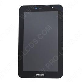 Genuine Samsung Galaxy Tab 7.0 Plus P6200 Black LCD Screen & Digitizer - GH97-13025A