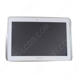 "Genuine Samsung Galaxy Note 10.1"" N8010 White LCD Screen with Digitizer - GH97-13918A"