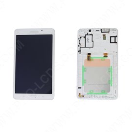 "Genuine Samsung Galaxy Tab A 7"" SM-T280 2016 White LCD Screen & Digitizer - GH97-18734B"