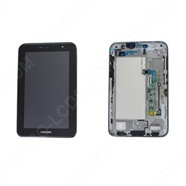 Genuine Samsung Galaxy Tab 2 7.0 P3100 Titanium Silver LCD Screen & Digitizer - GH97-13560A