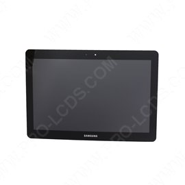 Genuine Samsung Galaxy Tab 2 10.1 P5100, P5110 Silver LCD Screen & Digitizer - GH97-13538A