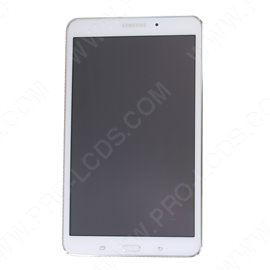"Genuine Samsung T330 Galaxy Tab 4 8.0"" White LCD Screen & Digitizer - GH97-15755B"