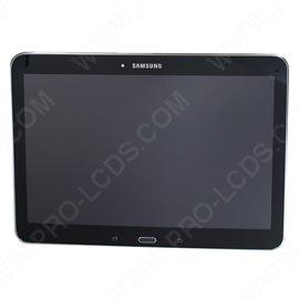 """Genuine Samsung T533 Tab 4 10.1"""" (2015) Black LCD Screen & Digitizer - GH97-17100A"""
