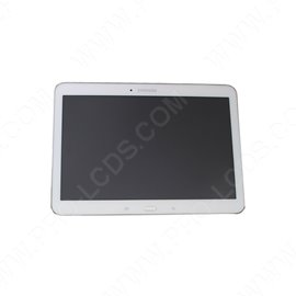 Genuine Samsung T530, T535 LTE Galaxy TAB 4 10.1 White LCD Screen & Digitizer - GH97-15849B