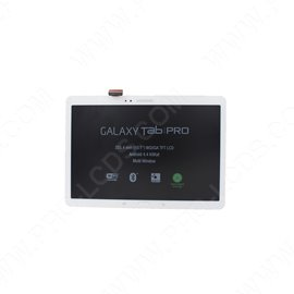 Genuine Samsung Galaxy Tab PRO 10.1 SM-T520, T525 White LCD Screen with Digitizer - GH97-15539A