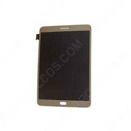 Genuine Samsung Galaxy Tab S2 2016 SM-T713 Gold LCD Screen & Digitizer - GH97-18966C