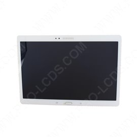 Genuine Samsung T800 Galaxy Tab S, T805 Galaxy Tab S 10.5 LTE White LCD Screen with Digitizer - GH97-16028B