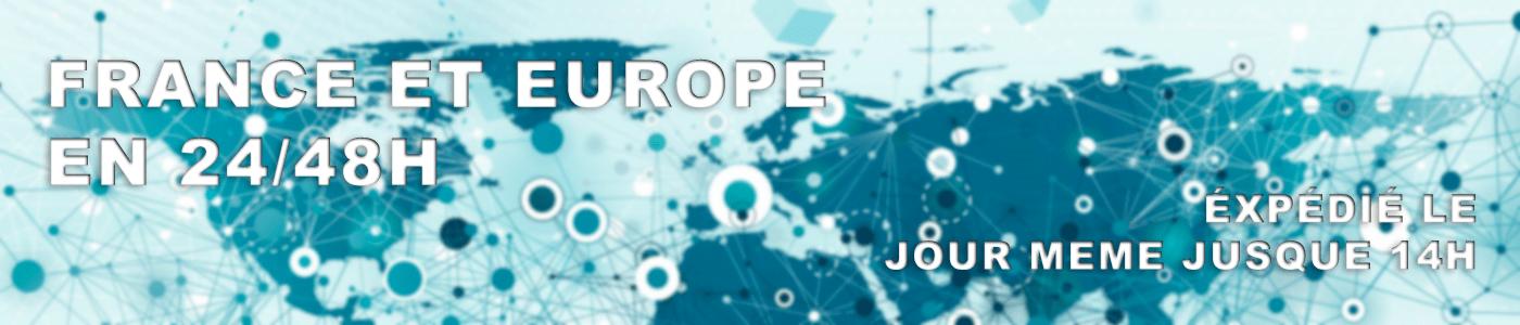 Livraison express en France et Europe