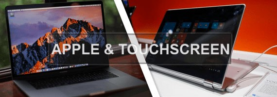 Apple LCD & Touchscreens